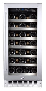 Picture of Wine Cell'R - 30 Bottles, Single Zone wine cabinet