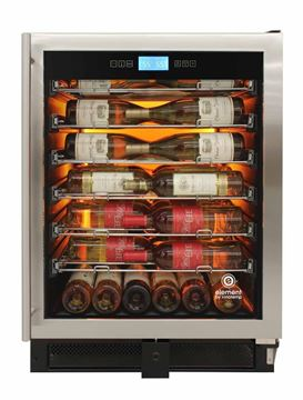 Picture of 41-Bottle Single-Zone Wine Cooler (Stainless)