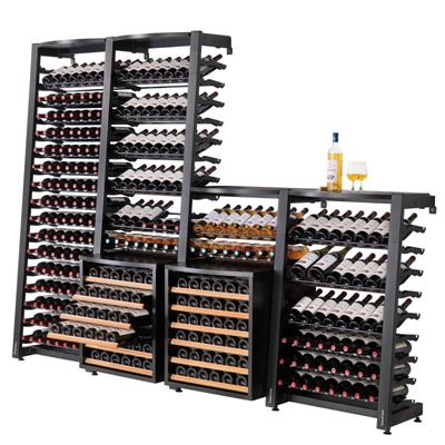 Picture for category Modulosteel - Wine Cellar modular and contemporary storage concept