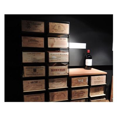 Picture for category EuroCave Modulorack - Wine Cellar storage system for your wine cases