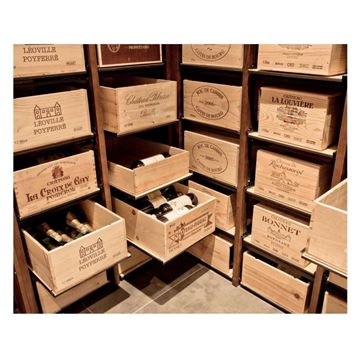 Picture of Eurocave Modulorack - Wine Cellar storage system for your wine cases