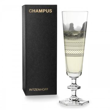 Picture of Champagne glass Champus Ritzenhoff  -3520004