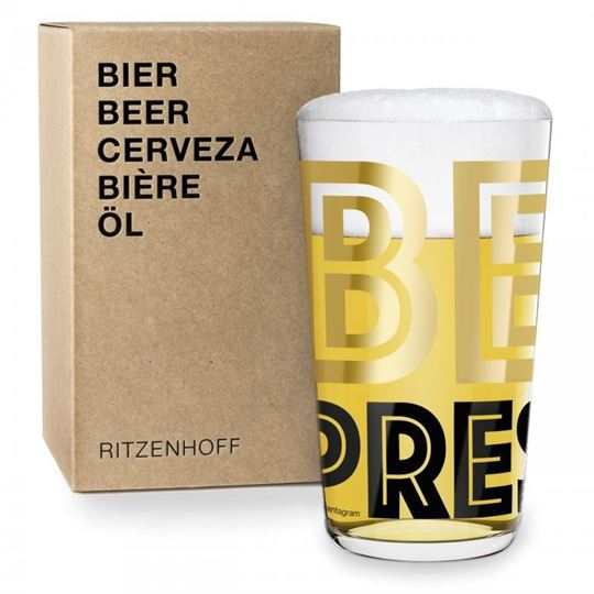 Picture of Beer Glass Ritzenhoff - 3510004