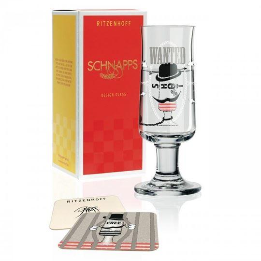 Picture of Schnapps Glass Beer Schnapps Ritzenhoff -  3230028