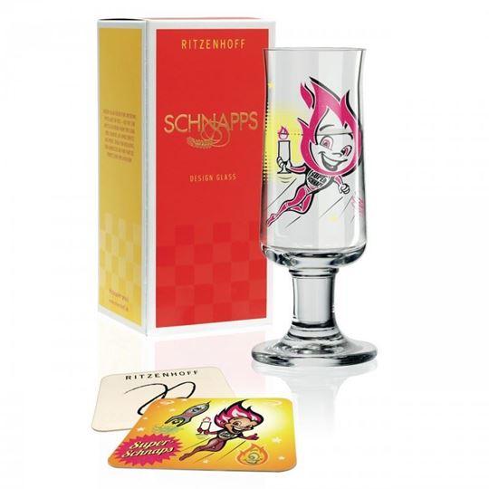 Picture of Schnapps Glass Beer Schnapps Ritzenhoff - 3230020