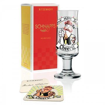 Picture of Schnapps Glass Beer Schnapps Ritzenhoff - 3230017