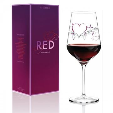 Picture of Red Wine Glass  Ritzenhoff - 3000008
