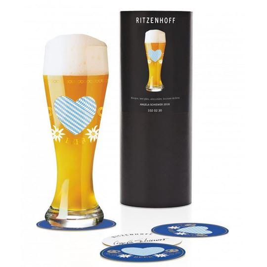 Picture of Beer Glass Weizen Ritzenhoff - 1020230