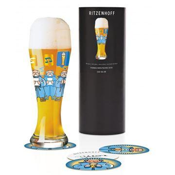 Picture of Beer Glass Weizen Ritzenhoff  -1020229