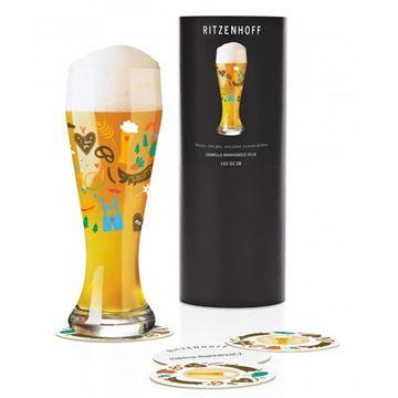 Picture of Beer Glass Weizen Ritzenhoff -  1020228