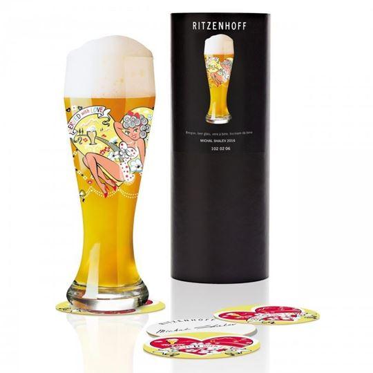 Picture of Beer Glass Weizen Ritzenhoff -1020206