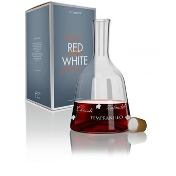 Picture of Wine decanter Red & White Ritzenhoff - 3280004