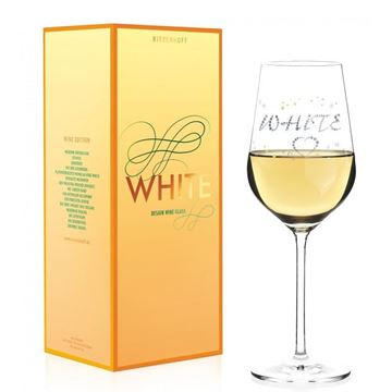 Picture of White Wine Glass White Ritzenhoff  - 3010030