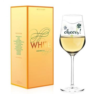 Picture of White Wine Glass White Ritzenhoff - 3010029