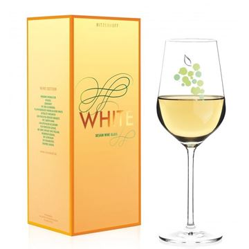 Picture of White Wine Glass White Ritzenhoff  - 3010027