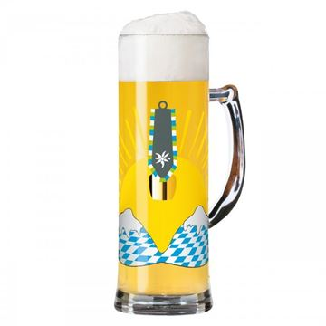 Picture of Beer Glass Seidel Ritzenhoff  - 1780025