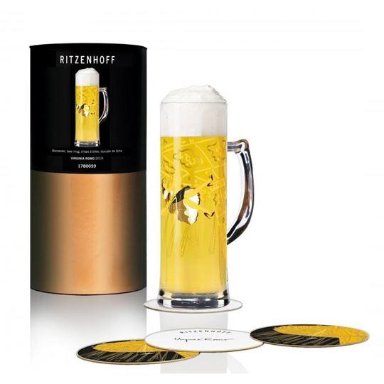 Picture of Beer Glass Seidel Ritzenhoff - 1780059