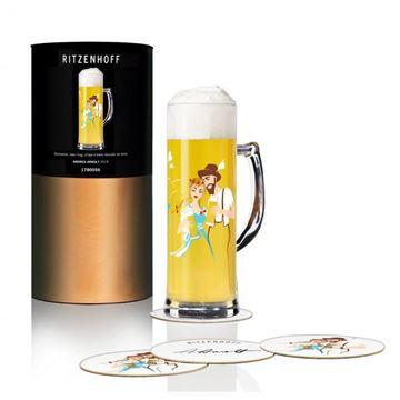 Picture of Beer Glass Seidel Ritzenhoff - 1780056