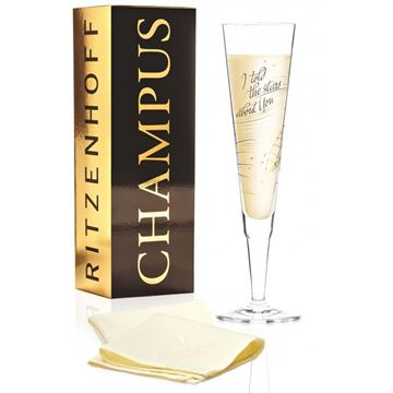 Picture of Champagne glass Champus Ritzenhoff - 1070269