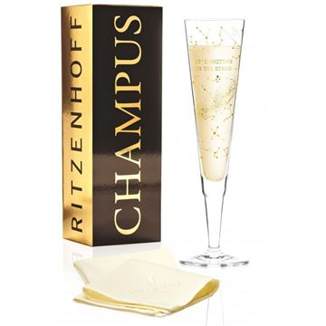 Picture of Champagne glass Champus Ritzenhoff -1070266