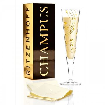 Picture of Champagne glass Champus Ritzenhoff -1070202