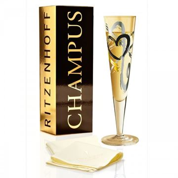Picture of Champagne glass Champus Ritzenhoff - 1070190