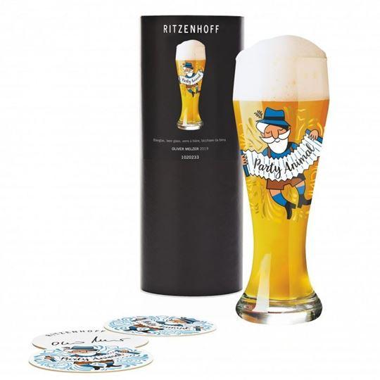 Picture of Beer Glass Weizen Ritzenhoff -1020233