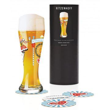 Picture of Beer Glass Weizen Ritzenhoff - 1020220
