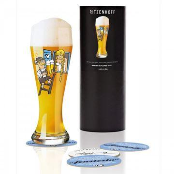 Picture of Beer Glass Weizen Ritzenhoff -1020198