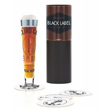 Picture of Beer Glass Black Label Ritzenhoff -1010241