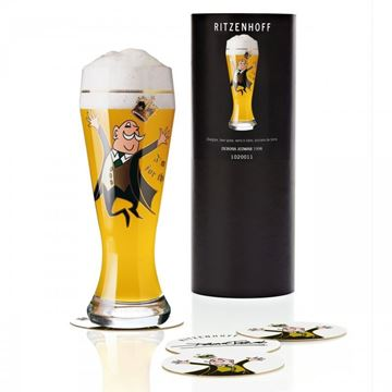 Picture of Beer Glass Weizen Ritzenhoff -1020011