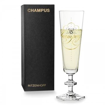 Picture of Champagne glass Champus Ritzenhoff - 3520003