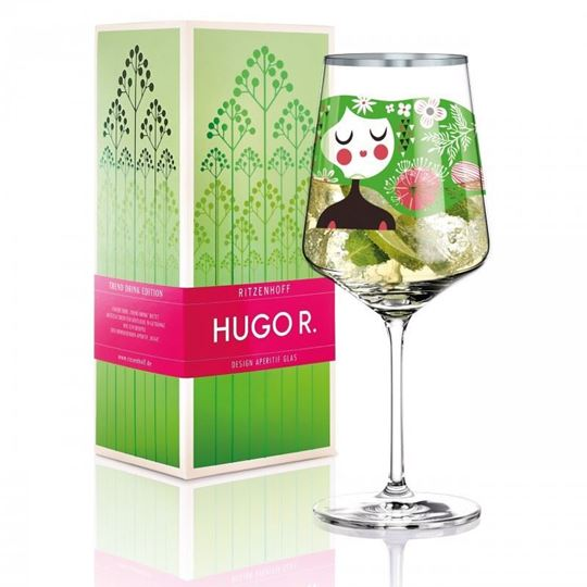 Picture of Aperitif glass Hugo R. Ritzenhoff - 2930010