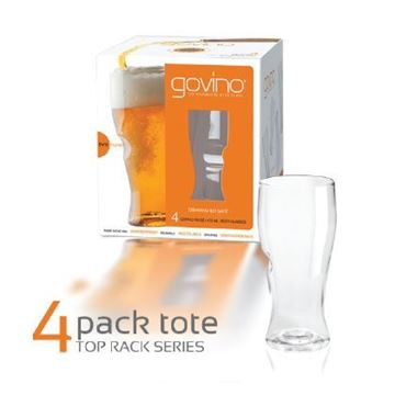 Picture of Govino DS Beer Glass 4pk – 3157