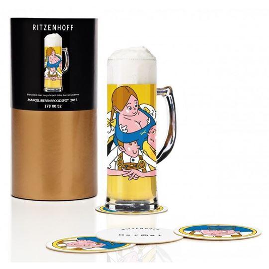 Picture of Beer Glass Seidel Ritzenhoff - 1780055