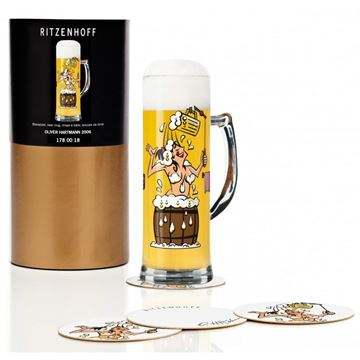 Picture of Beer Glass Seidel Ritzenhoff - 1780018