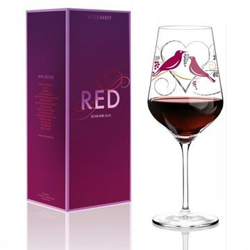 Picture of Red Wine Glass  Ritzenhoff - 3000013
