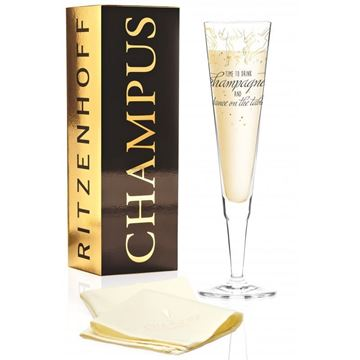 Picture of Champagne glass Champus Ritzenhoff -1070270