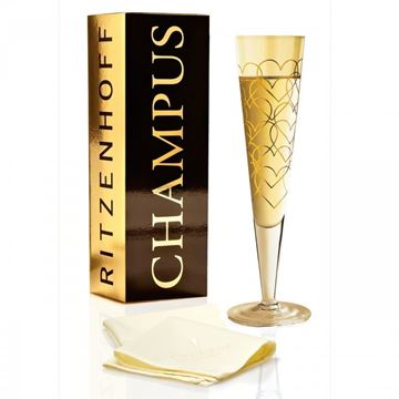 Picture of Champagne glass Champus Ritzenhoff -1070045
