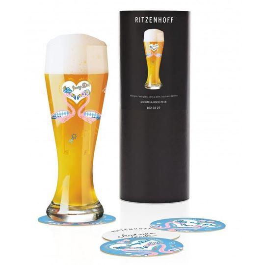 Picture of Beer Glass Weizen Ritzenhoff -1020227