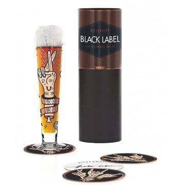Picture of Beer Glass Black Label Ritzenhoff -1010237