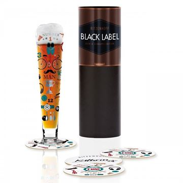 Picture of Beer Glass Black Label Ritzenhoff -1010234