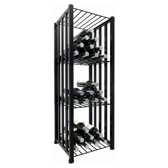 Picture of Case & Crate 2.0 Bin   48-bottle metal wine storage system