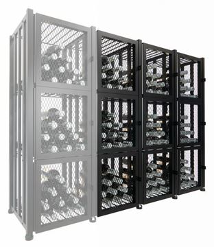 Picture of Case & Crate 2.0 Extensions | adds 48 bottles of wine storage