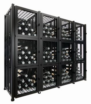 Picture of Case & Crate 2.0 Locker Short | 48 bottle-192 bottle wine storage kit