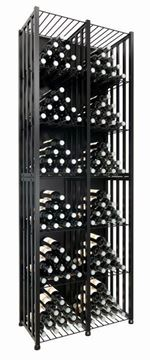 Picture of Case & Crate 2.0 Bin Tall | 96 bottle-388 bottle wine storage kit