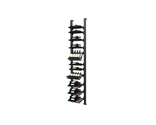 Picture of WEBKIT7 - 37 Bottles, Modular metal wine rack- Frontenac