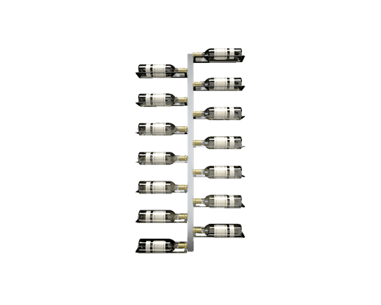 Picture of RTM • RTM14- Wall mounted wine rack