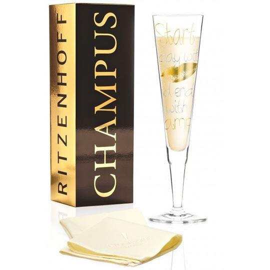 Picture of Champagne glass Champus Ritzenhoff -1070245