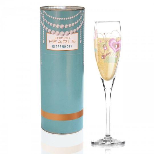 Picture of Verre à Prosecco Champagne Pearls Ritzenhoff - 3250005